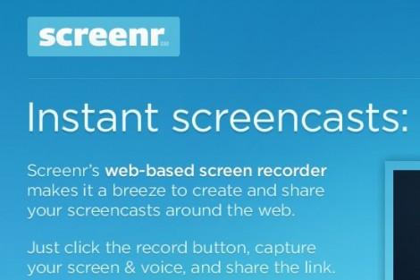 Tutoriales y screencasts