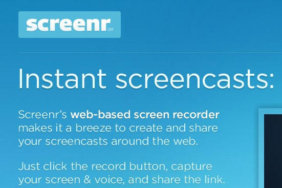 Tutoriales y screencasts